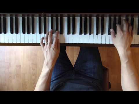 Theme from Symphony No 40 (Bigtime Classics) [Intermediate-Advanced Piano Tutorial]
