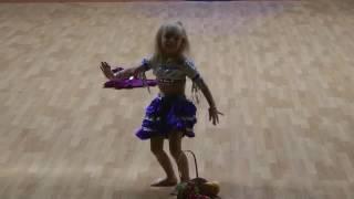 Angelina Galushkina ⊰⊱ Fiesta Dance '13