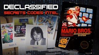 SECRETS, CODES, & INTEL | Super Mario Bros. Declassified NES | NESComplex