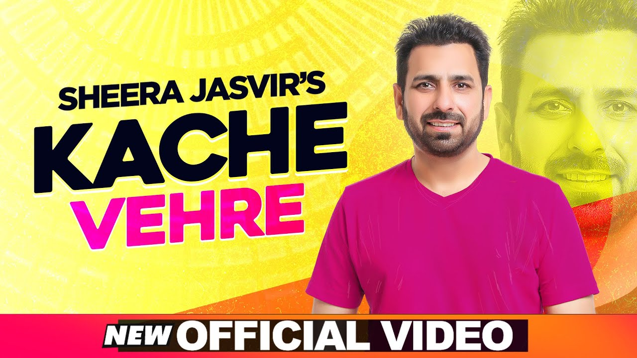 SHEERA JASVIR Live 3 | Kach Vehre  (Official Video) | Latest Punjabi Songs 2020