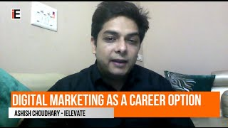 Digital Marketing as a Career Option for freshers (In Hindi)