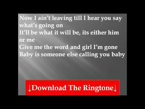 Luke Bryan - Someone Else Calling You Bab Lyrics