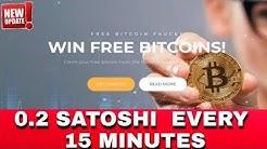 Claim 0.02 Btc in 15 Minutes! Free earn Bitcoin! Daily Bonus! No Deposit #technoworld