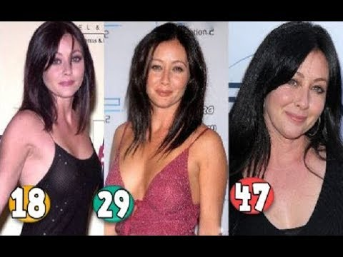 Shannen Doherty ♕ Transformation From 08 To 47 Years OLD