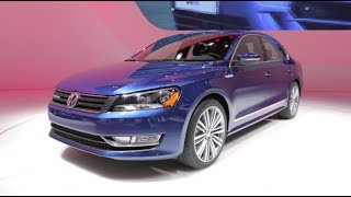 Volkswagen Passat BlueMotion Concept 2014 Videos