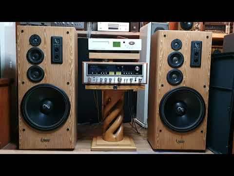 Kenwood vintage ka7100, ka-9100, Cerwin Vega vs-150,DMC