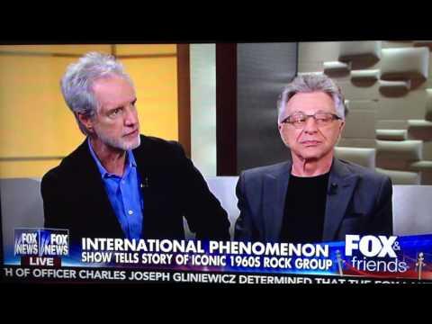 Frankie Valli & Bob G Fox 1142015