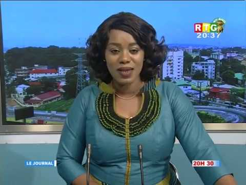 www.guineesud.com - RTG du 23 avril 2017 : Conakry capitale mondiale du livre 2017
