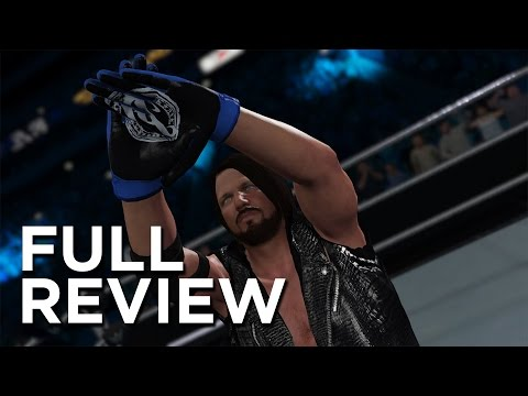 WWE 2K17 Review: Have 2K Nailed My Career Mode?