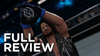 Download Video WWE 2K17 Full Review - Have 2K Nailed My Career Mode? MP3 3GP MP4