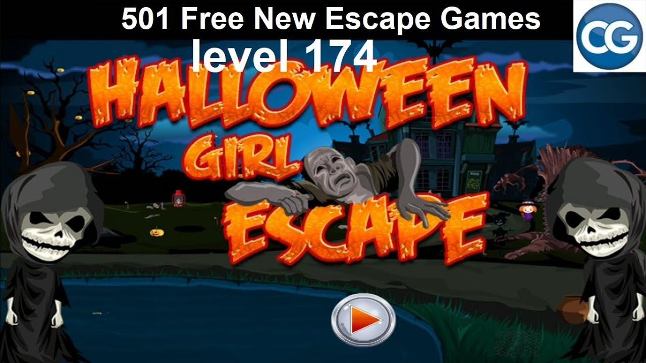 Walkthrough 501 Free New Escape Games Level 174