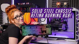 HyperX Alloy Elite 2 - The toughest / brightest RGB keyboard?