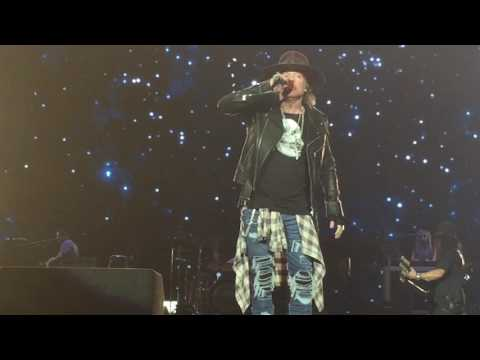 Guns N' Roses 22.06.2017 Hannover KNOCKIN' ON HEAVEN'S DOOR