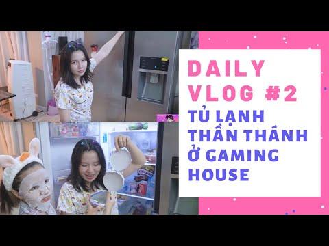 Bí Mật Của 1 Youtuber: Tủ Lạnh 25 Củ Thần Thánh Tại Queen Studio – Nơi Mel TV Ở Và Làm Việc