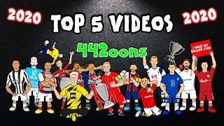🙌My Top 5 442oons Videos 2020🙌
