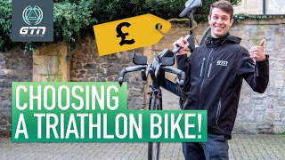 How To Buy Your First Tri Bike   Entry Level Bike Guide For Triathlon