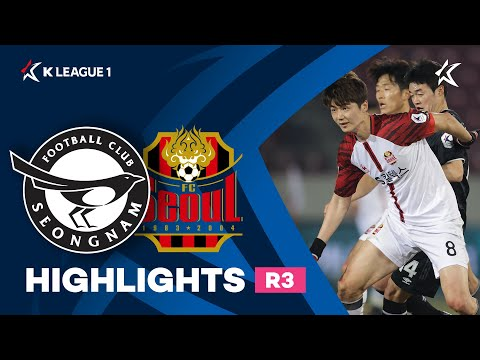 Seongnam Seoul Goals And Highlights