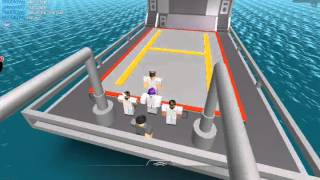 Village People: Dans la Marine Roblox Edition