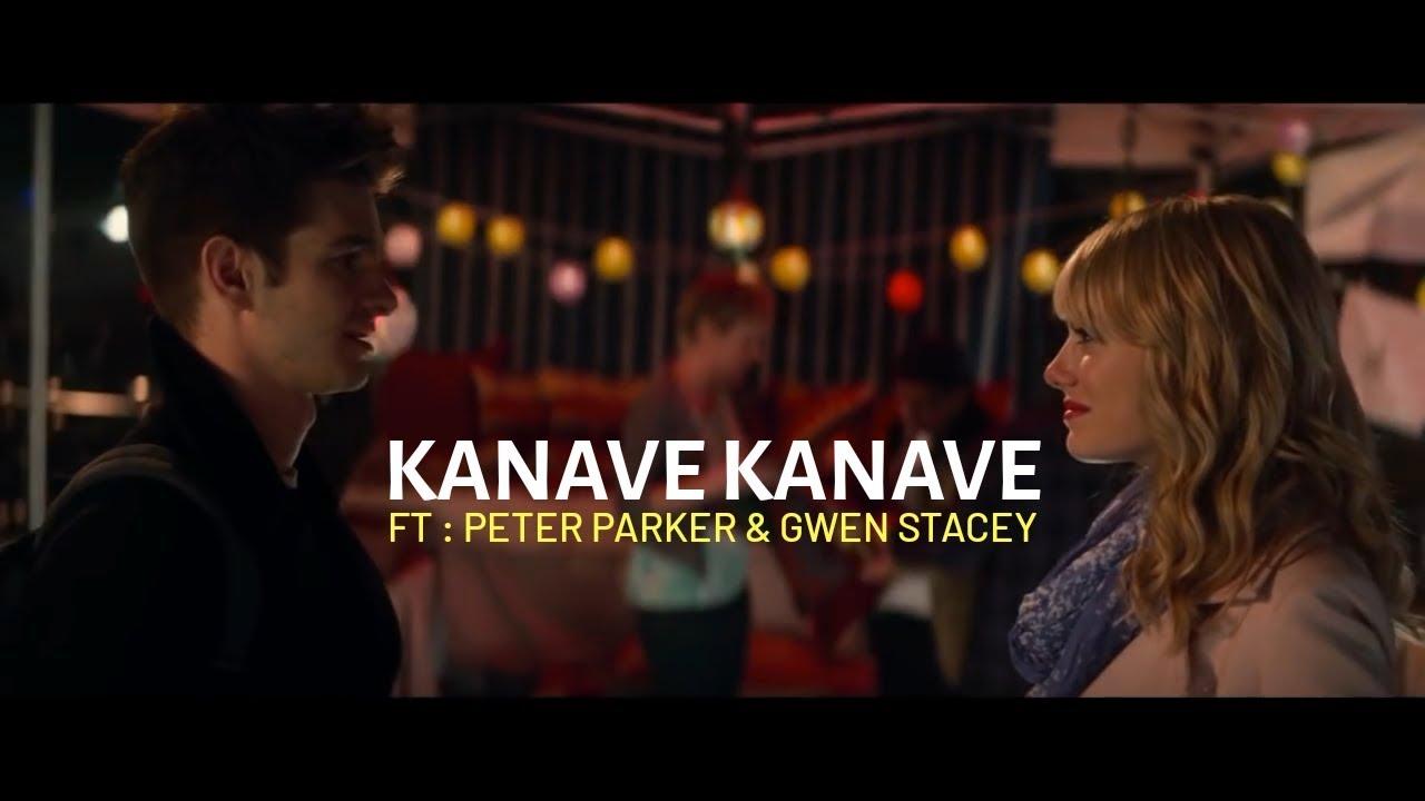 Kanave Kanave(David)| Ft - Andrew Garfield & Emma Stone (The Amazing Spiderman) #1