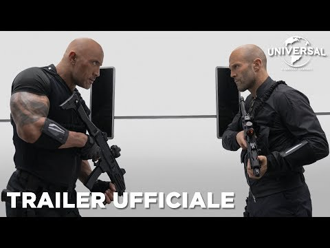 Fast & Furious - Hobbs & Shaw | Secondo Trailer Italiano Ufficiale (Universal Pictures) HD