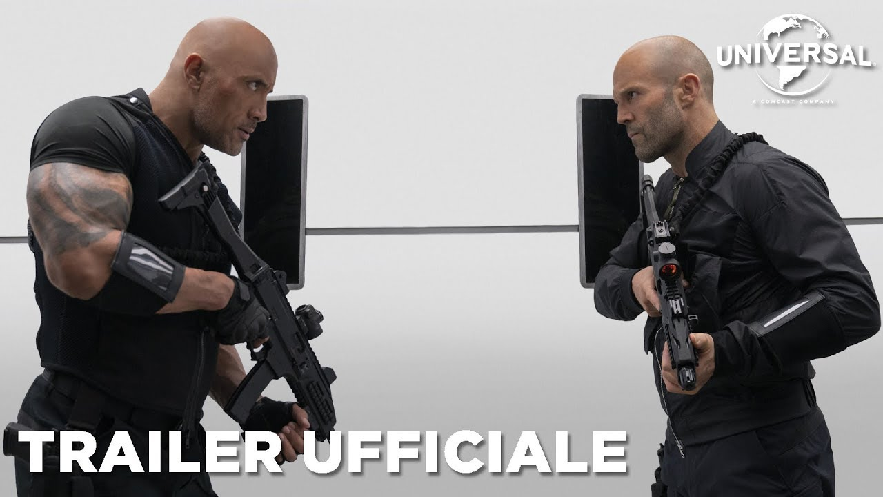 Download Fast & Furious - Hobbs & Shaw | Secondo trailer italiano ufficiale (Universal Pictures) HD