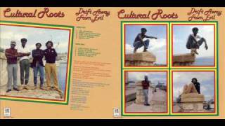 Cultural Roots - Drift Away From Evil - A1 Mr Bossman     [ www.dreadinababylon.com ]