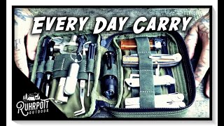 EDC - Every Day Carry - Ruhrpott Outdoor 1815