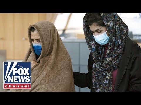 Afghan journalist describes 'hopeless' feeling among stranded allies