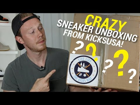 KICKSUSA SENT ME SOLD OUT SNEAKERS