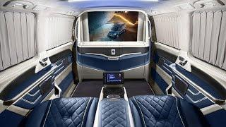 Mercedes Maybach V Class Luxury VIP Van By KLASSEN | MVA1