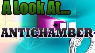 Antichamber PC Gameplay Opinions and First Impressions Review First 30 Minutes of Antichamber
