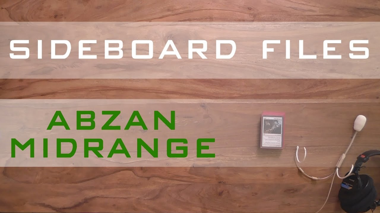 SIDEBOARD FILES - Modern Abzan Midrange - YouTube on modern curio cabinet, modern cupboards, modern pedestal, modern coffee, modern vintage, modern dresser, modern trunk, modern credenza, modern screen, modern bookshelf, modern kitchen, modern sculpture, modern mirror, modern console, modern bar, modern display cabinet, modern movie room, modern stand, modern hutch, modern footstool,