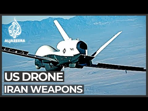 US drone shooting highlights Iran's advanced weapons technology
