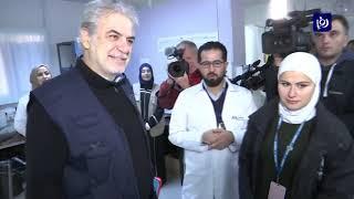وزير الخارجية يلتقي مفوض الاتحاد الأوروبي للمساعدات الإنسانية  - (8-12-2018)
