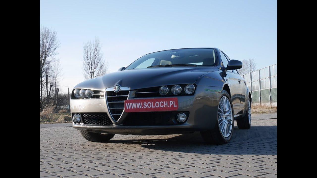autokomis soloch oferta sprzedaży: alfa romeo 159 2.2jts 185km