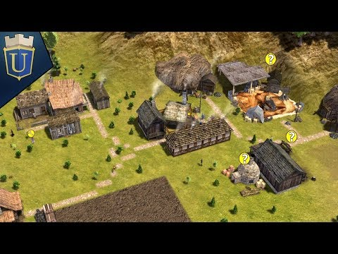 Banished Gameplay   Digging up Resources   Silverbrook    Ep 5