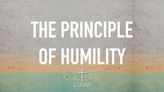 Kingdom House   The Principle of Humility   May 2, 2021