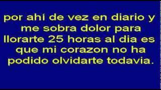 karaoke la dinastia de tuzantla - 25 horas al dia