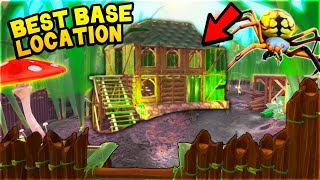 Grounded   Best Base Location