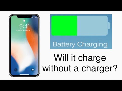 how to charge my iphone without a charger charging an iphone without a charger test will it charge 7468