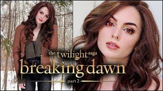bella cullen kristen stewart vampire makeup tutorial breaking dawn transformation