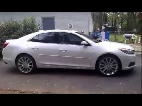 Worksheet. 20s on 2015 Chevrolet Malibu 1LT Iridescent Pearl Package  YouTube