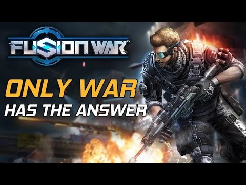 Fusion War - Android Gameplay HD