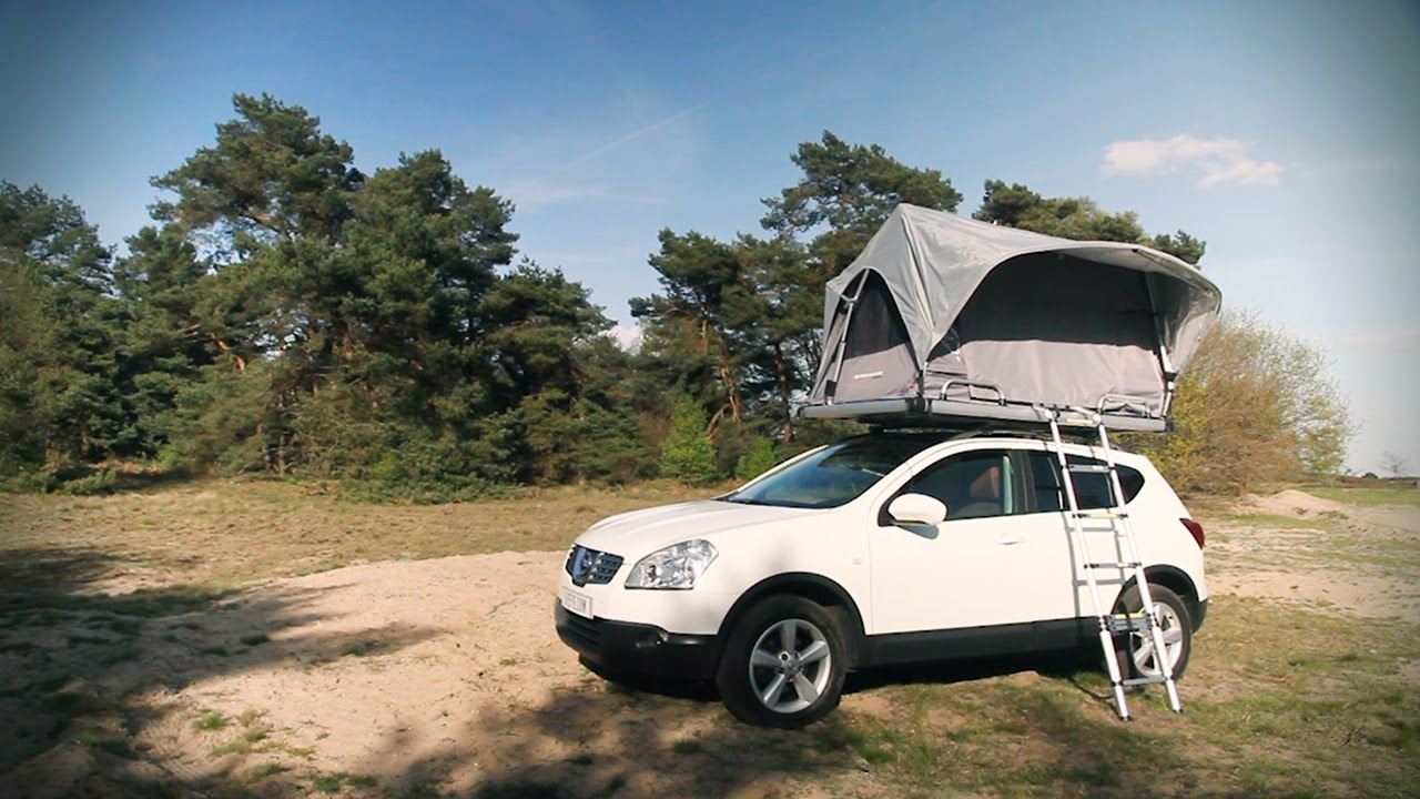 Sheepie Outback Electric Rooftop Tent Youtube