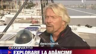 Un miliardar britanic vrea sa cucereasca lumea subacvatica 6 APRILIE 2011