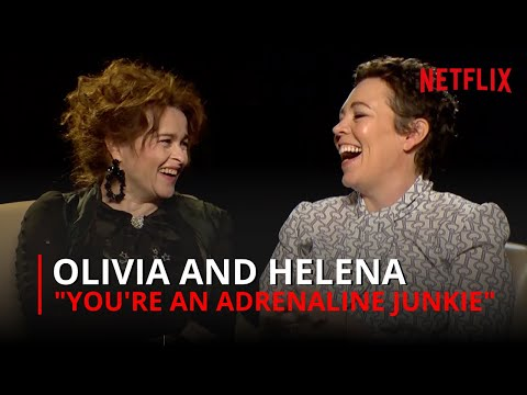 The Olivia and Helena Interview | The Crown S3