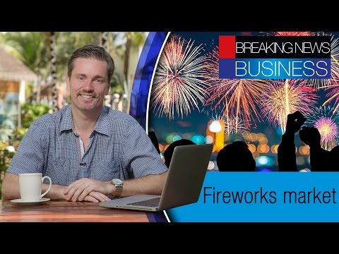 280,000 new jobs | Mexican cinema | Fireworks market in Mexico.