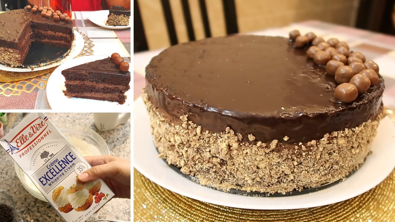 "Famous ""Death by Chocolate Cake"" Recipe - Sharing my SECRET recipe with you all today 🥰️"
