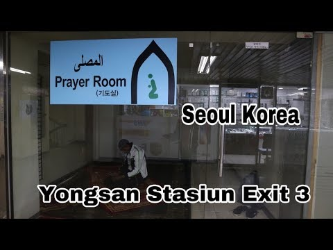 Image result for yongsan station exit 3 prayer room