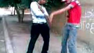 egyptian mganeen dance in the streets..... Thumbnail